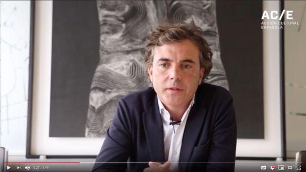 Foco Cultura España-Colombia. Entrevista a Santiago Herrero