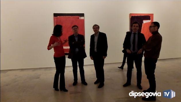 El Museo Esteban Vicente inaugura la exposición Guerrero/Vicente | Vimeo