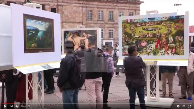Las obras más icónicas del Museo del Prado llegan a Bogotá