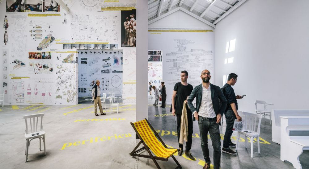 becoming  Spain Pavilion at the Venice Architecture Biennale