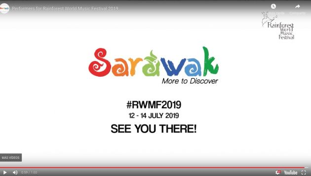 Rainforest World Music Festival 2019 | Youtube
