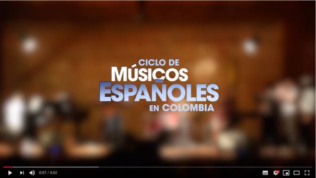 Trailer Cycle of Spanish Musicians in Colombia 2019 | Youtube