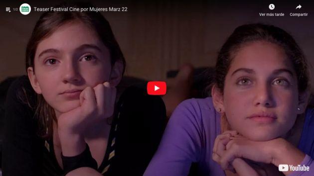 Teaser Festival Cine por Mujeres