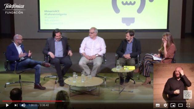 Transformación digital en el sector cultural | #AnuarioACE #CulturaInteligente