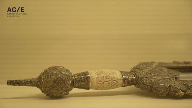 Jinetas nazaríes. Las artes del Metal en Al-Andalus
