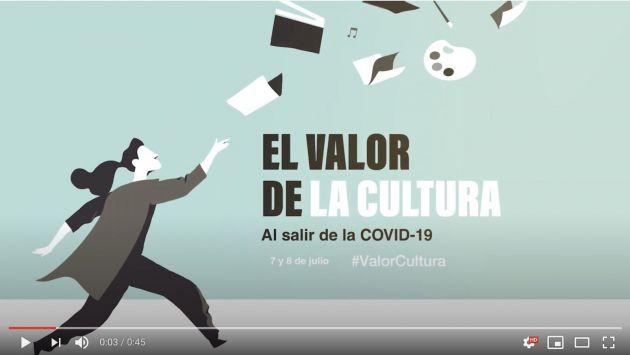 Jornadas - El valor de la cultura (Teaser)