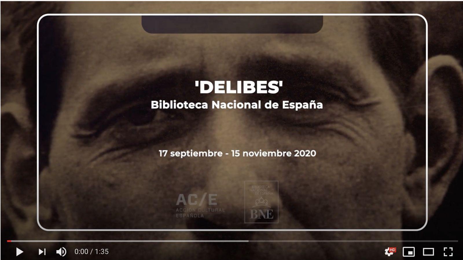 Delibes, the exhibition.