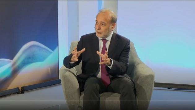 Entrevista a Jose Andres Torres Mora, presidente de AC/E, en el CM Málaga 2021