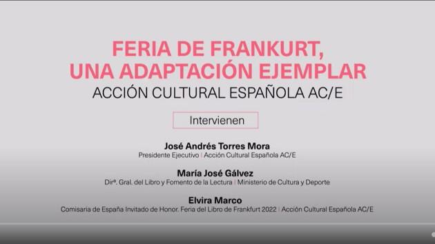 Feria de Frankfurt, una adaptación ejemplar | PÚBLICA 21