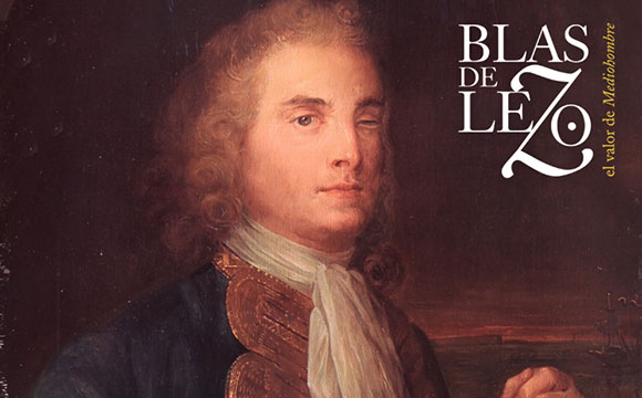 Blas de Lezo, the Value of Half a Man