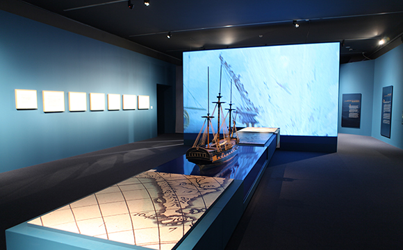 The Last Voyage of the Frigate Mercedes. A Cultural Treasure recovered