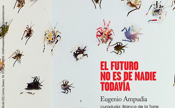 The Future Belongs to No One Yet. Eugenio Ampudia