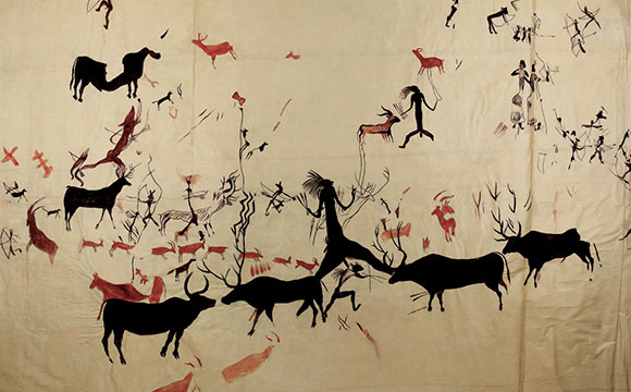 Art and nature in Prehistory. The collection of tracings of cave art of the Museo Nacional de Ciencias Naturales
