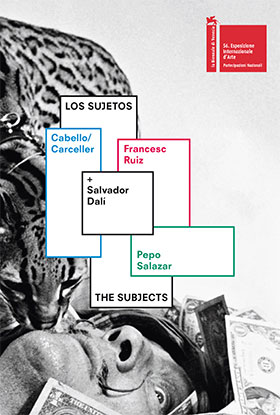 eBook: The Subjects. 56 Bienal de Venecia