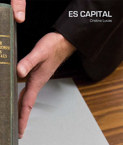 Es capital. Cristina Lucas (eBook)