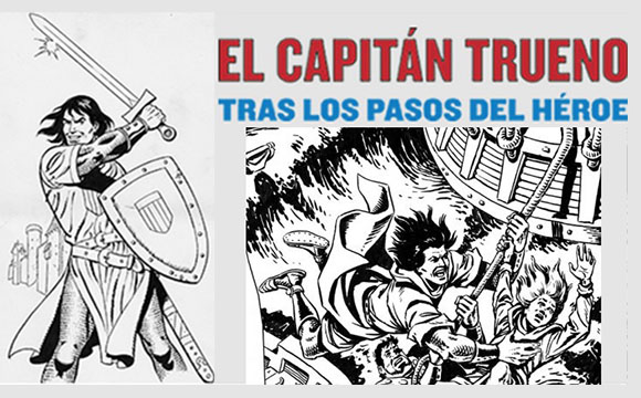 El Capitán Trueno. Tracing the Hero's Footsteps