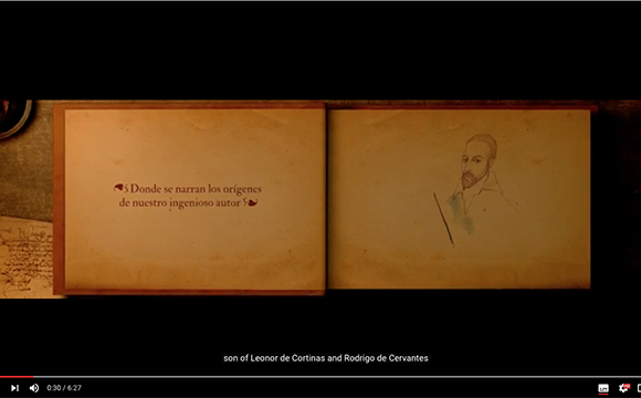 CERVANTES. Literature as Life