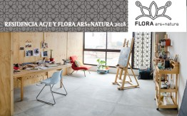 AC/E and Flora Ars+Natura Residency 2018
