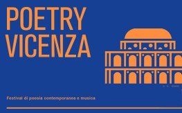 Poetry Vicenza 2018. International Poetry Festival