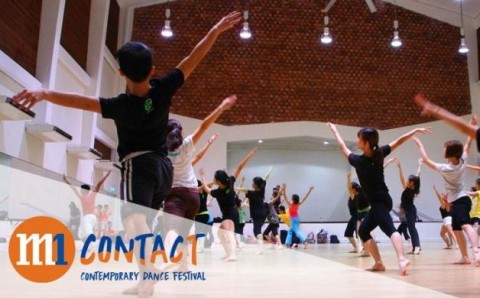 M1 CONTACT Contemporary Dance Festival 2018 (9 edición)
