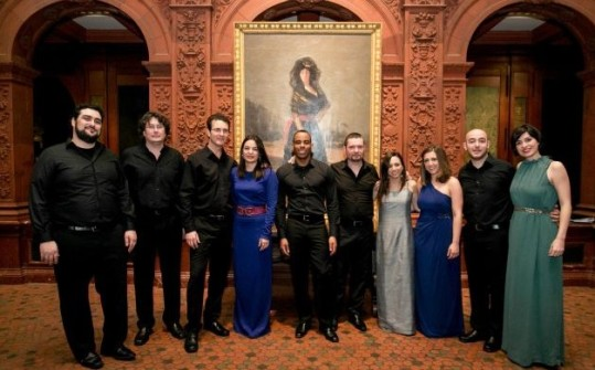 Cambridge Early Music Festival of the Voice 2018