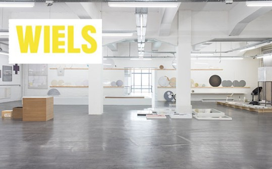 Residencia artística en Wiels Contemporary Art Center 2018