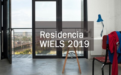 Residencia artística en Wiels Contemporary Art Center 2019