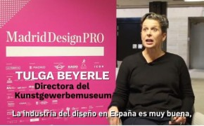 Interview with Turla Beyerle at the Madrid Design Festival 2018