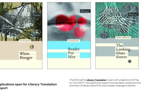 Applications open for Literary Translation support | Creative Europe Desk UK