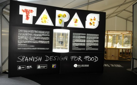 Galería Tokio: Tapas. Spanish Design for Food