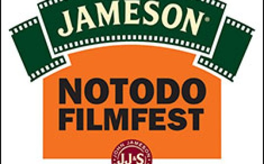 JamesonNotodofilmfest 2014. International Short Film Festival