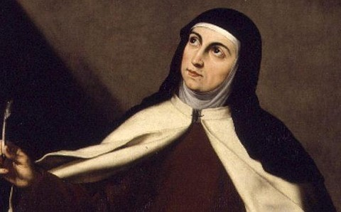 5th Centenary of the birth of Saint Teresa of Ávila