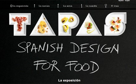 Virtual Tour 'Tapas. Spanish Design for Food'