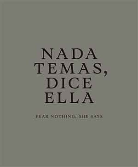 Nada temas, dice ella (eBook)