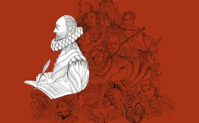 16 Characters to Marvel at and... Miguel de Cervantes