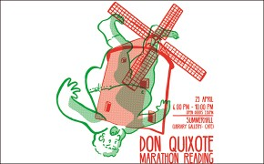 Don Quixote Marathon Reader
