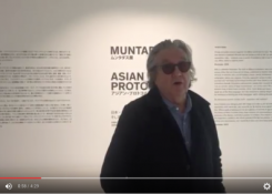 "Muntadas tells us about ""Asian Protocols"""