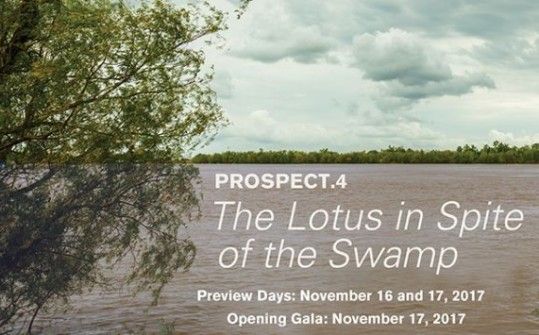 Prospect.4: The Lotus in Spite of the Swamp