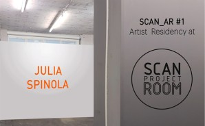 Julia Spinola. SCAN Art Residency 2017