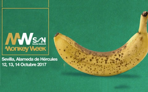 Monkey Week 2017, Muestra Internacional de Música Independiente