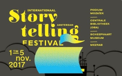 International Storytelling Festival Amsterdam 2017