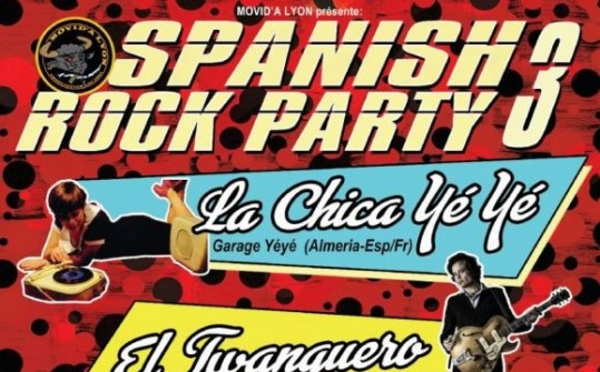 Spanish Rock Party # 3