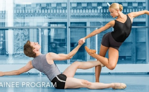 Trainee Program de la Joffrey Academy del Chicago Ballet 2018