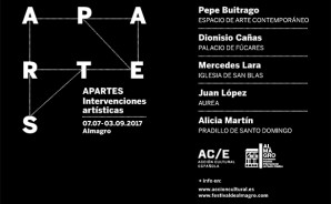 Apartes. Artistics Interventions to Celebrate the 40th Anniversary of the Almagro International Classical Theatre