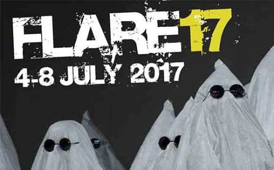 Flare 2017, International Festival of New Theatre
