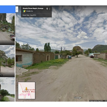 Rafa Esparza's Latest Performance Uses Google Maps as a Time Machine | Hyperallergic