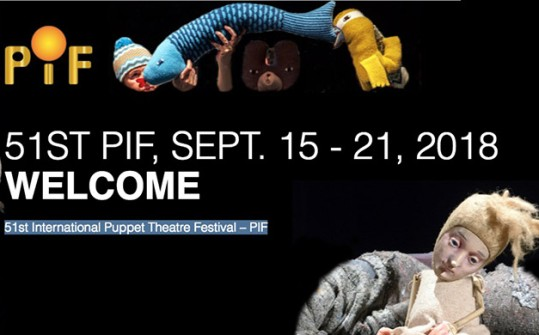 PIF 2018. 51st Zagreb International Puppet Theatre Festival