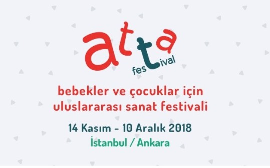 Atta Festival 2018, International Arts Festival for Children and Young People