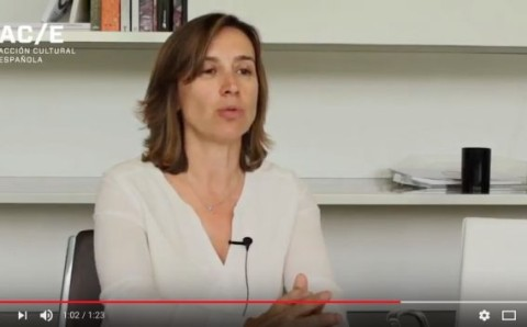 Elvira Marco on the internationalization program of Spanish theater