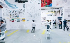 360 tour of becoming, the Spanish pavilion at the Venice Architecture Biennale 2018